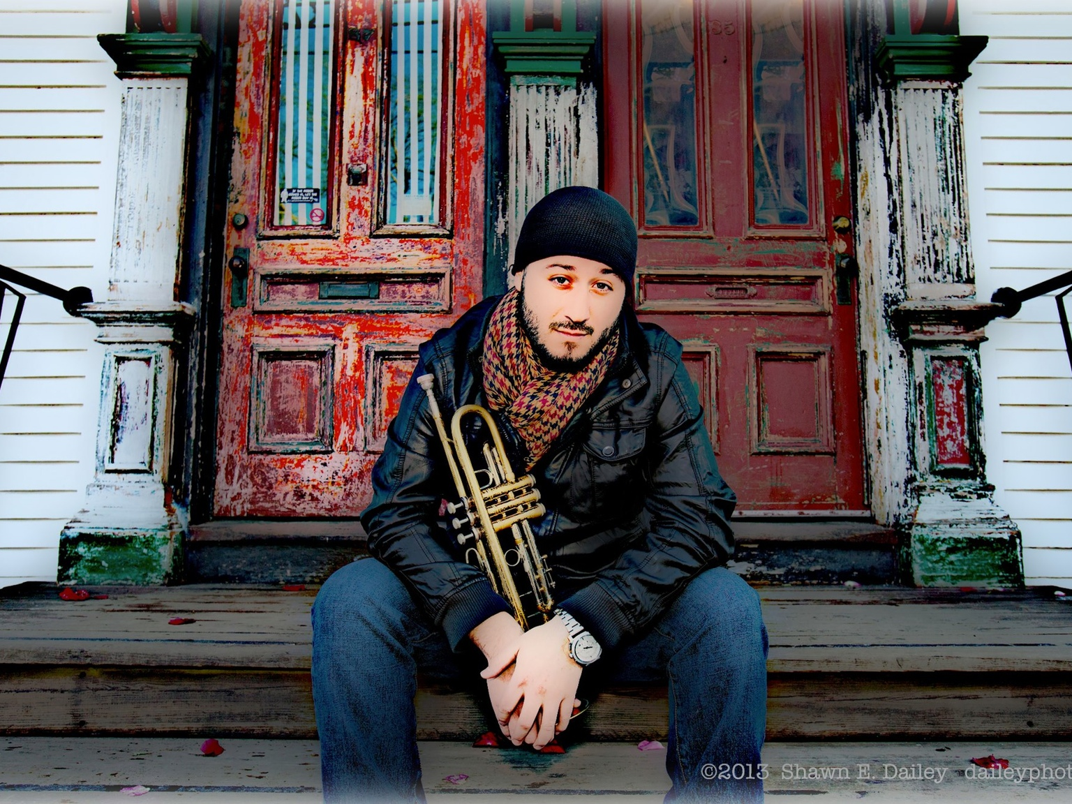 Jazz Quad Review for Chris Klaxton 'Collage'