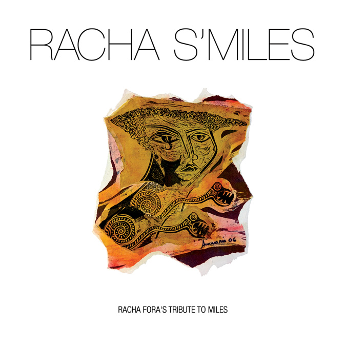 "New review in for Racha Fora! ""Racha S'Miles"" is Ringer of the Week on JazzWeek!"