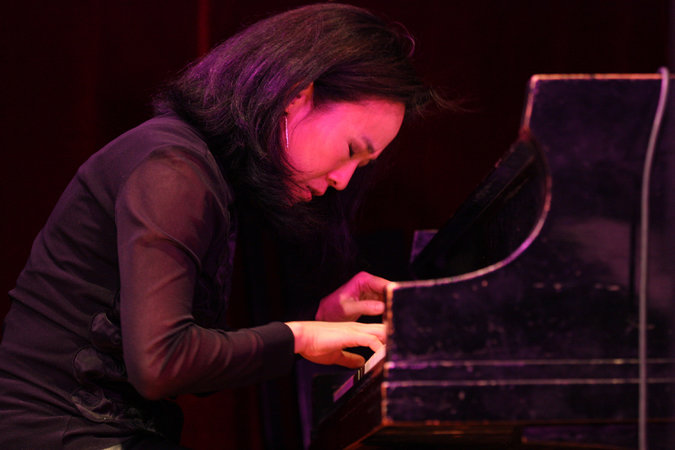 Helen Sung 'Sung With Words' Reviewed by Nate Chinen of the New York Times