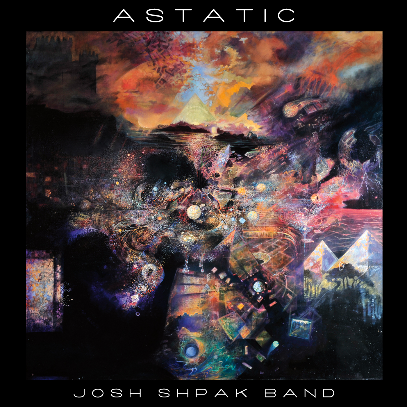 Josh Shpak's 'Astatic' Reviewed by BeBop Spoken Here