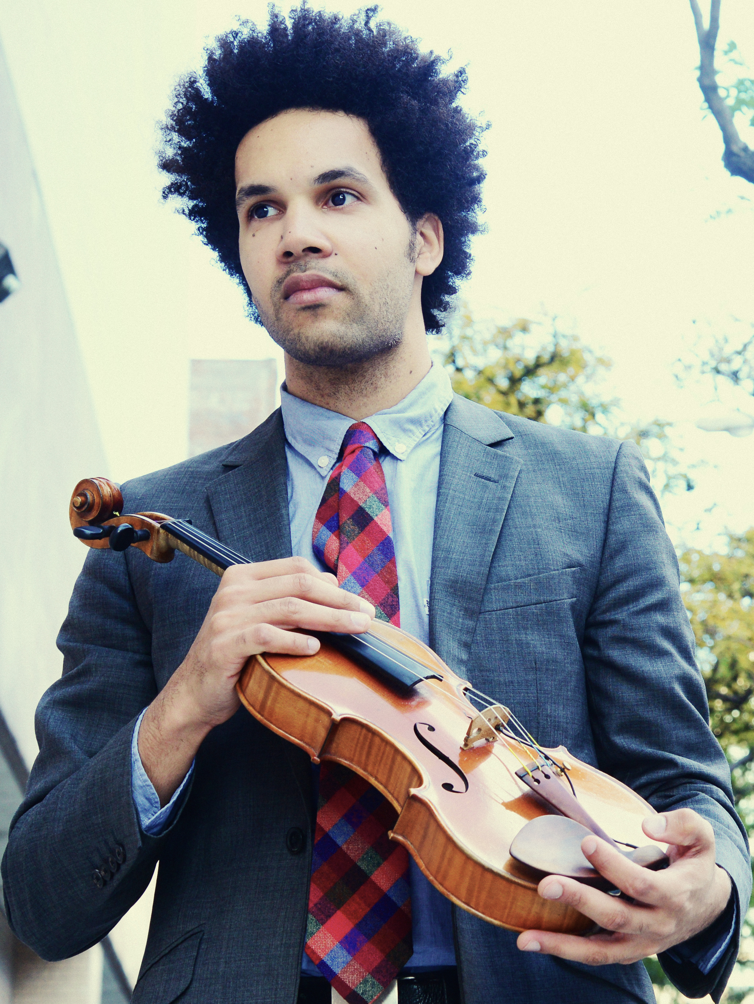 Scott Tixier Featured on Jazz Speaks