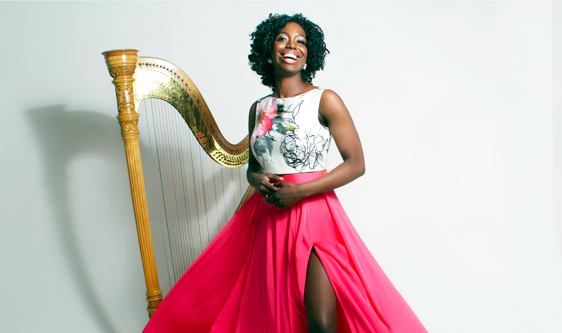 CHICAGO READER: Brandee Younger Picks Up the Torch of Jazz Harp Pioneers for the Hip-Hop Generation