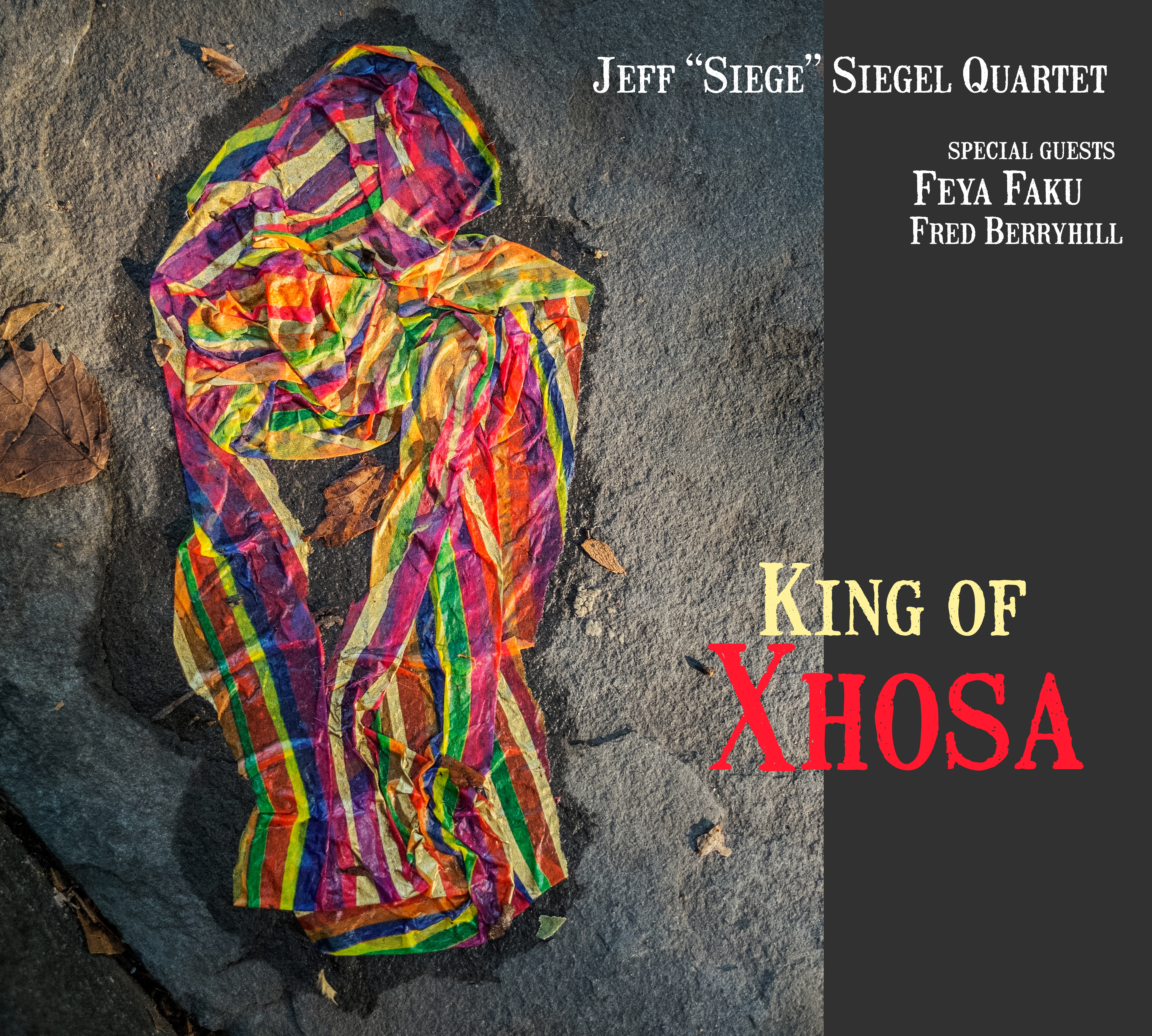 "Jazz Quad Reviews Jeff Siegel's ""King of Xhosa"""