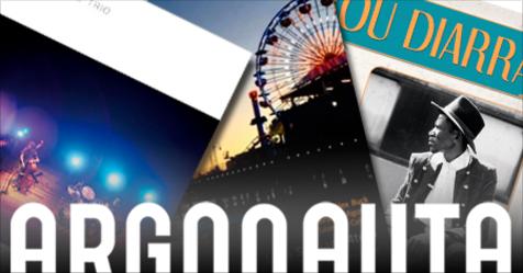 Argonauta Magazine features Lupa Santiago & Leandro Cabral
