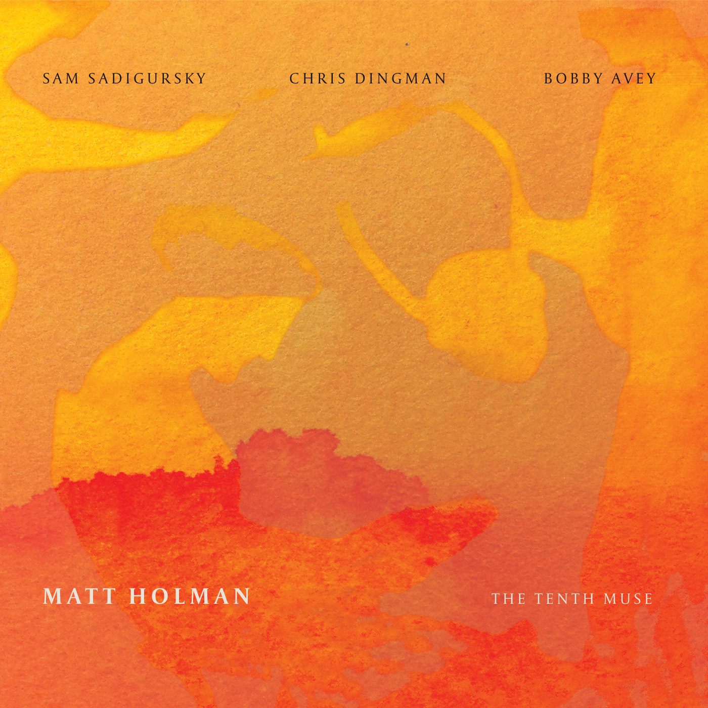 "Russian Jazz Quad Reviews Matt Holman's ""The Tenth Muse"""