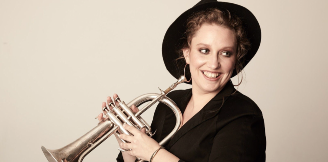 Trumpeter Rachel Therrien Proudly Announces Spain Tour