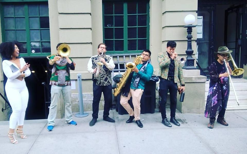 Eco-Music Big Band at Carnegie Hall – Zankel Hall on June 3, 2017