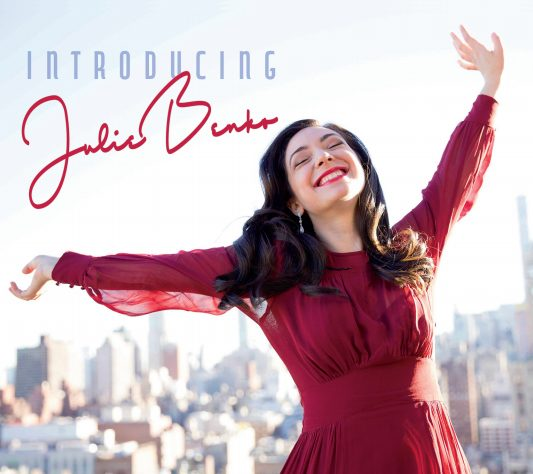"Vocalist Julie Benko Announces the Release of her Debut Album ""Introducing Julie Benko"" out 10/20"