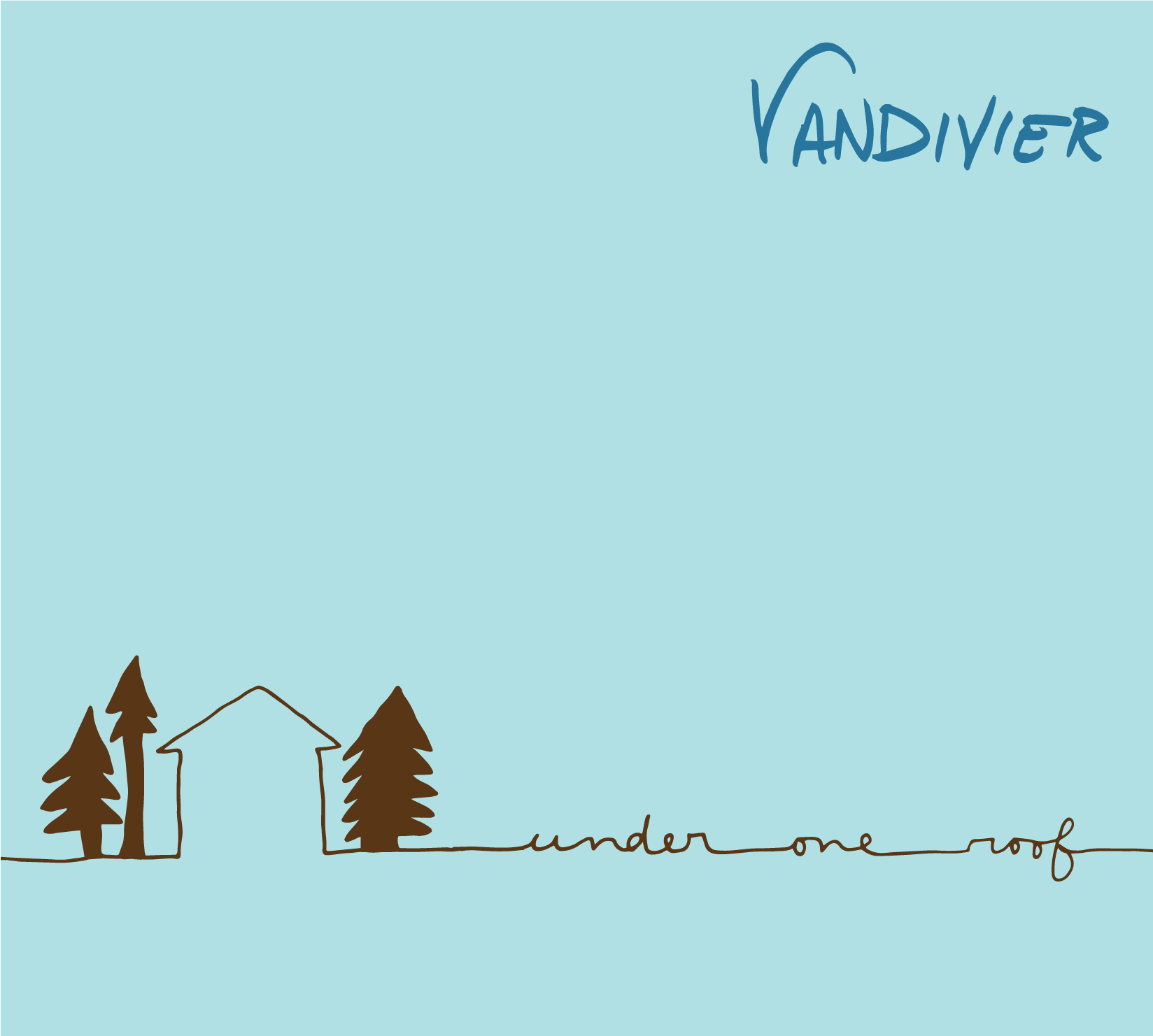 "Rick Vandivier Announces Release of his Latest Album ""Under One Roof"""
