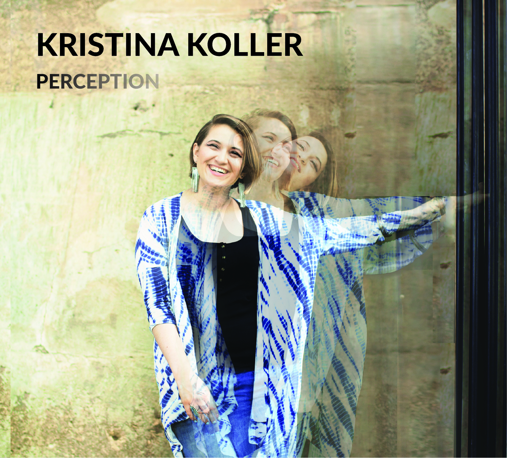 "Progressive Jazz Vocalist Kristina Koller Announces the Release of her Debut Album ""Perception"""