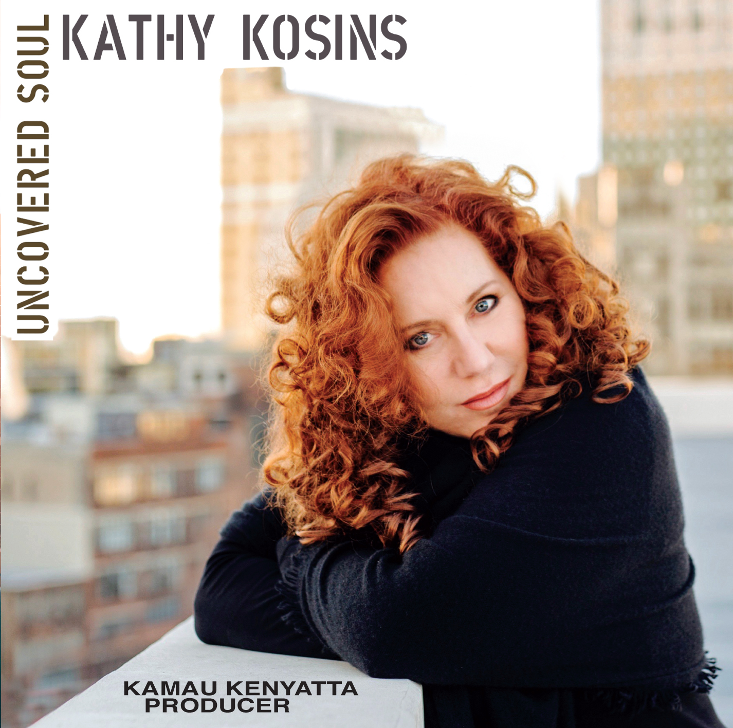 "SoulTracks Reviews Kathy Kosins' ""Uncovered Soul"""