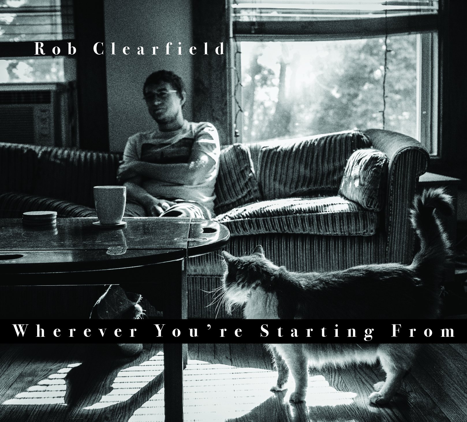 "Jazz Weekly Reviews Rob Clearfield's ""Wherever You're Starting From"""