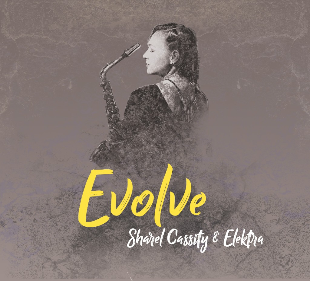 "Sharel Cassity & Elektra Announce the Release of ""Evolve"" (Relsha Music)"