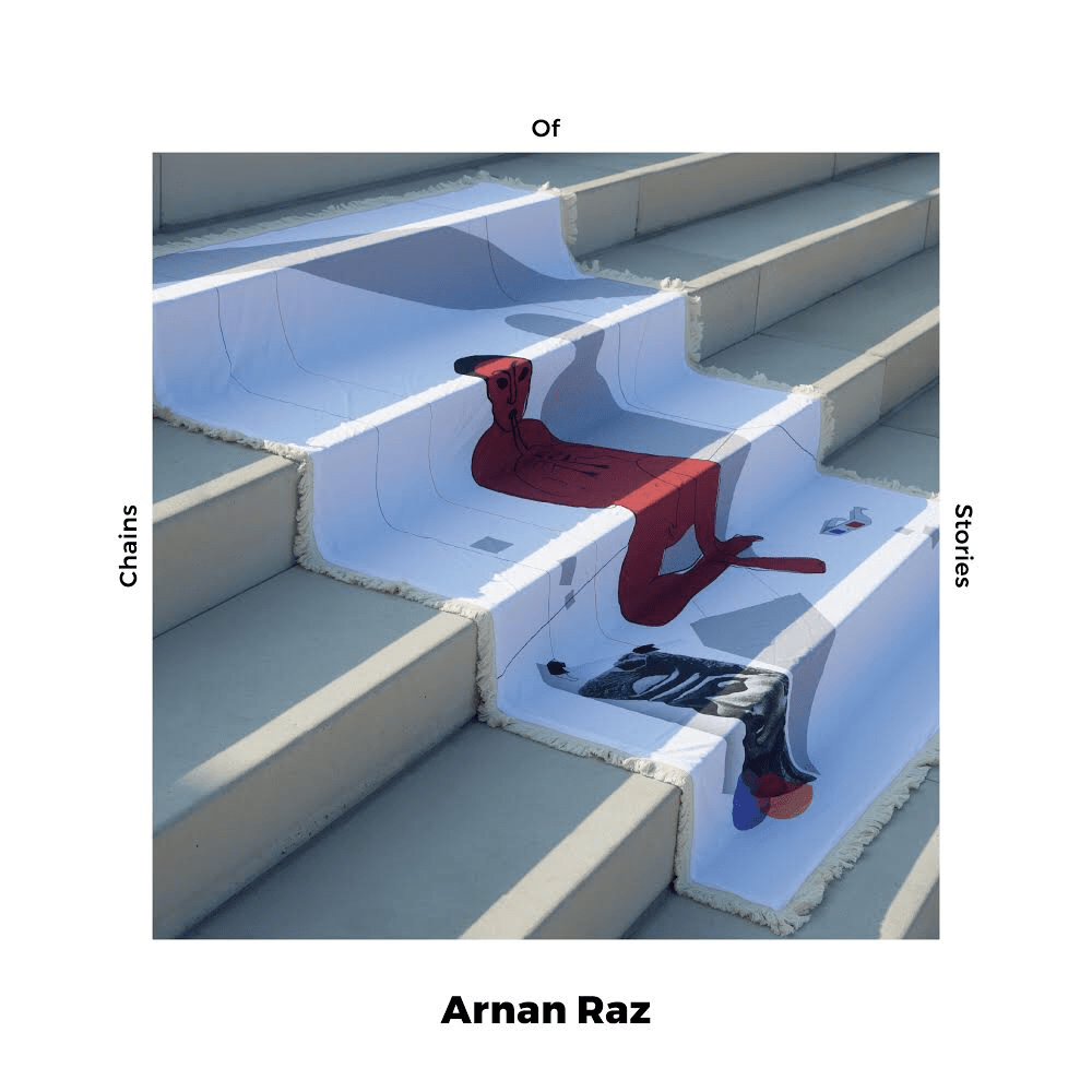 "Jazz Weekly Features Arnan Raz' ""Chains of Stories"""