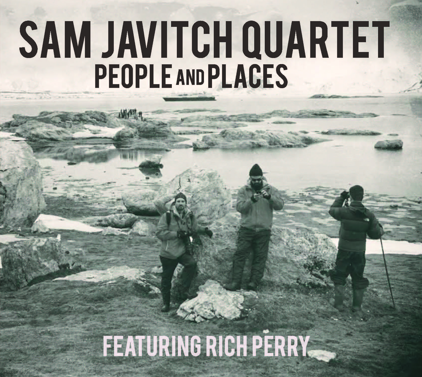 "Jazz Quad Reviews Sam Javitch Quartet's ""People and Places"""
