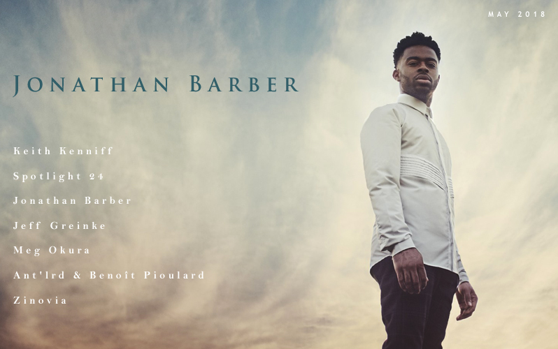 """INTERVIEW & REVIEW: Textura Interviews Jonathan Barber and Reviews his Latest Release """"Vision Ahead"""""""