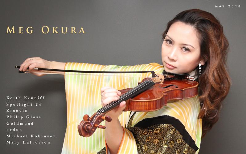 "Textura Reviews Meg Okura's ""NPO Trio: Live at the Stone"" and ""IMA IMA"""