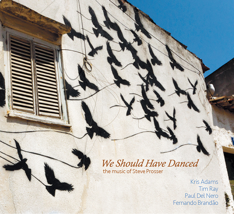 "REVIEW: All About Jazz Reviews Kris Adams' ""We Should Have Danced"""