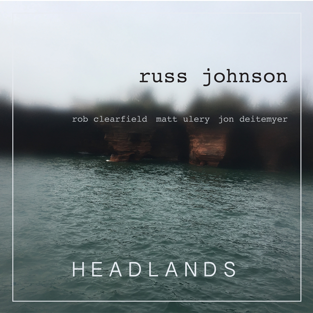 "REVIEW: Jazz Weekly Reviews Russ Johnson's ""Headlands"""