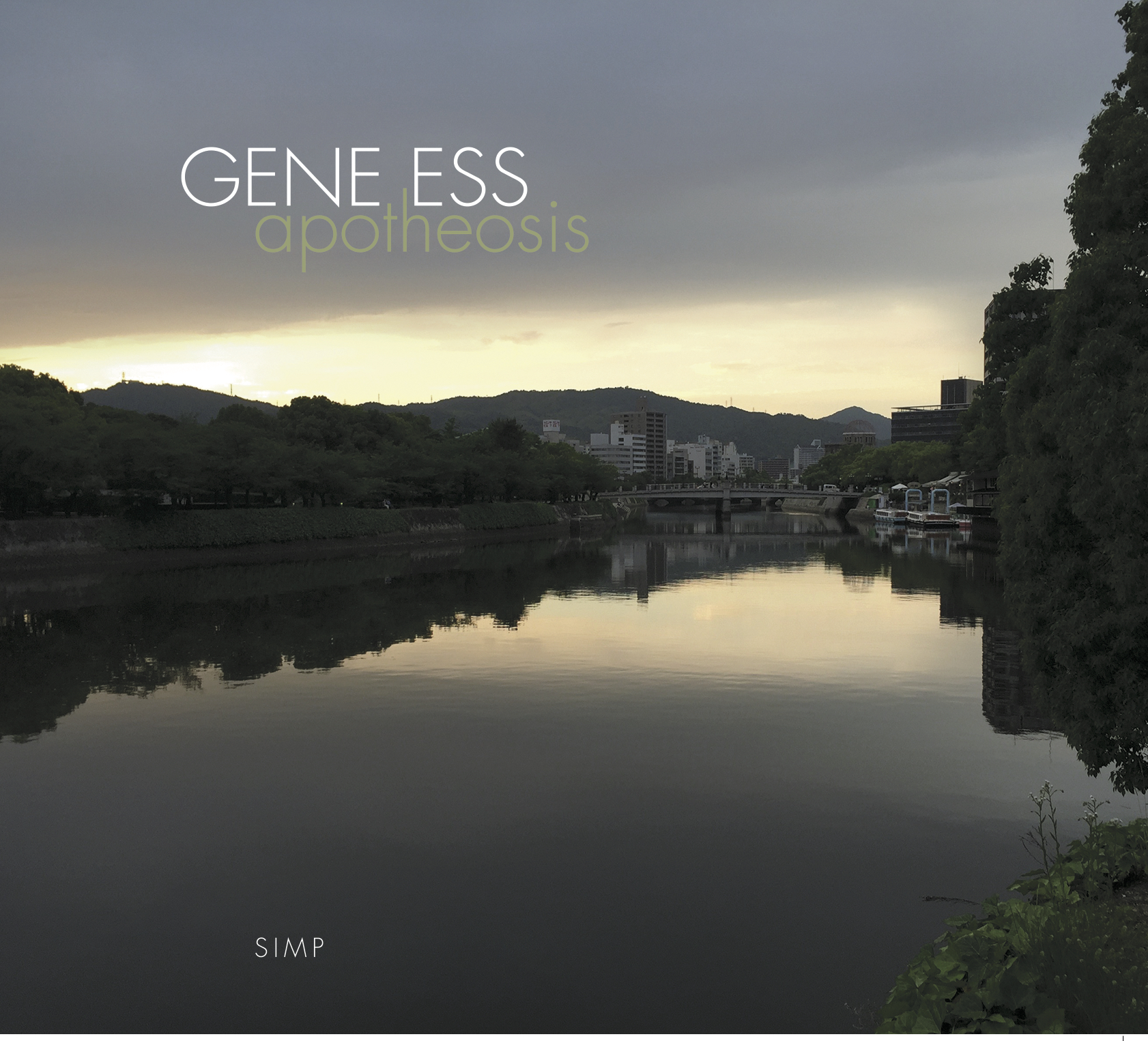"NEW RELEASE: Guitarist/ Composer Gene Ess Announces New Album ""Apotheosis"" – Out November 6th, 2018"