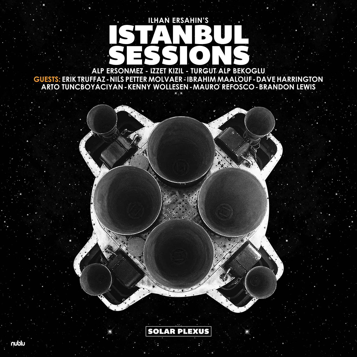 "REVIEW: Jazz Trail Reviews Ilhan Ersahin's ""Istanbul Sessions – Solar Plexus"" – OUT TODAY!"