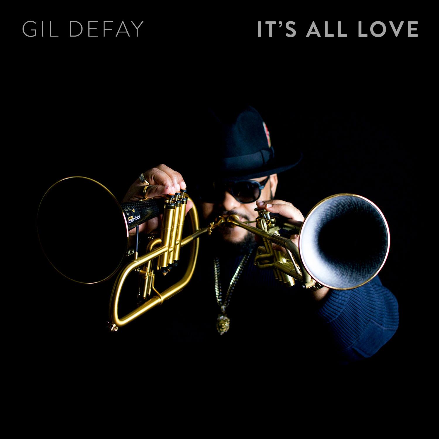 "OUT TODAY! Trumpeter Gil Defay Releases Debut Album ""It's All Love"""