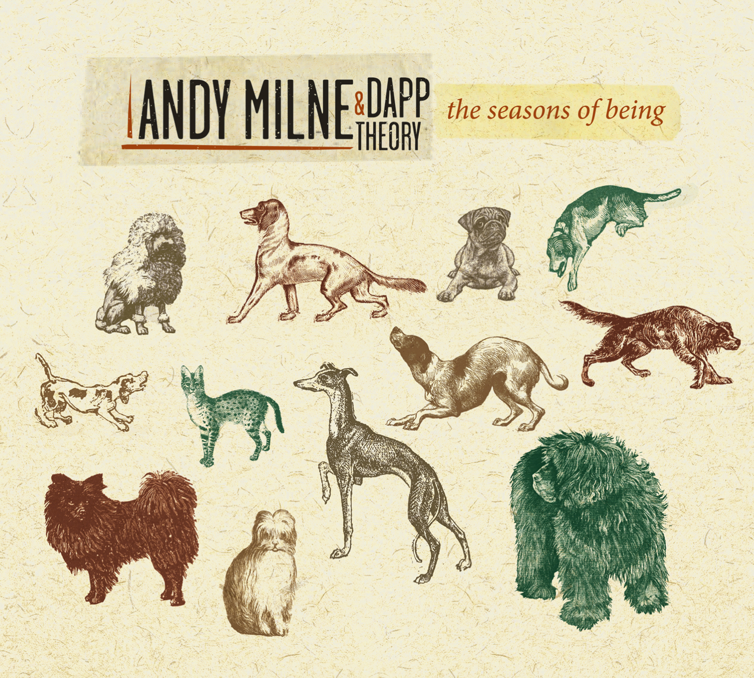 "REVIEW: Musical Memoirs Reviews Andy Milne's ""The Seasons of Being"""