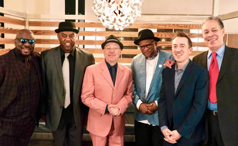 SHOW PREVIEW: Alchemical Records Features Ralph Peterson & Messenger Legacy's Show at The Kennedy Center!