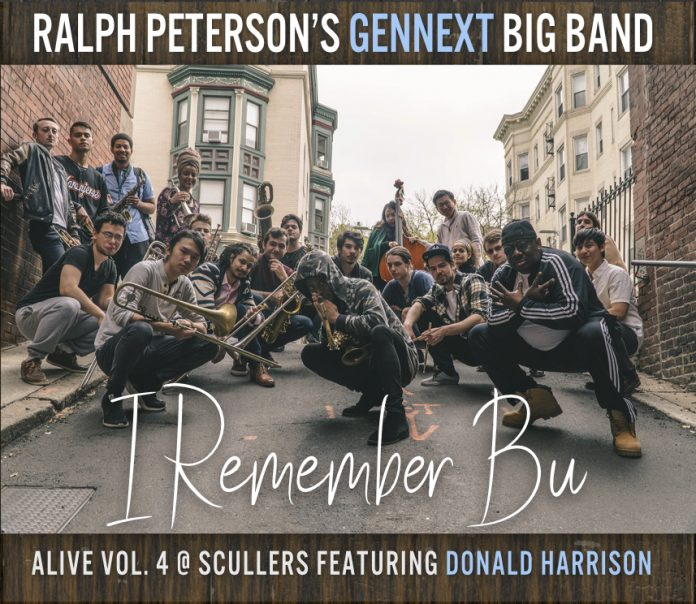 "REVIEW: Ralph Peterson's Gennext Big Band's New Album ""I Remember Bu"" Reviewed by Jazz Journal"