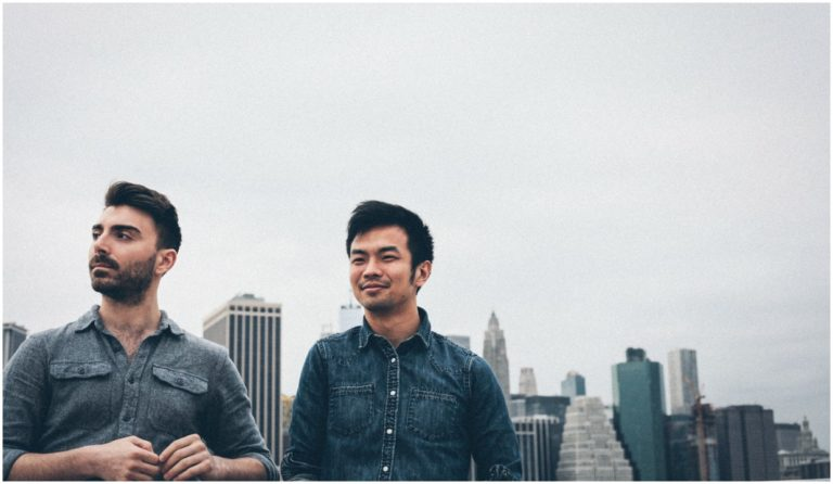 "REVIEW: Christian Li and Mike Bono's ""Visitors"" reviewed by JazzWeekly"