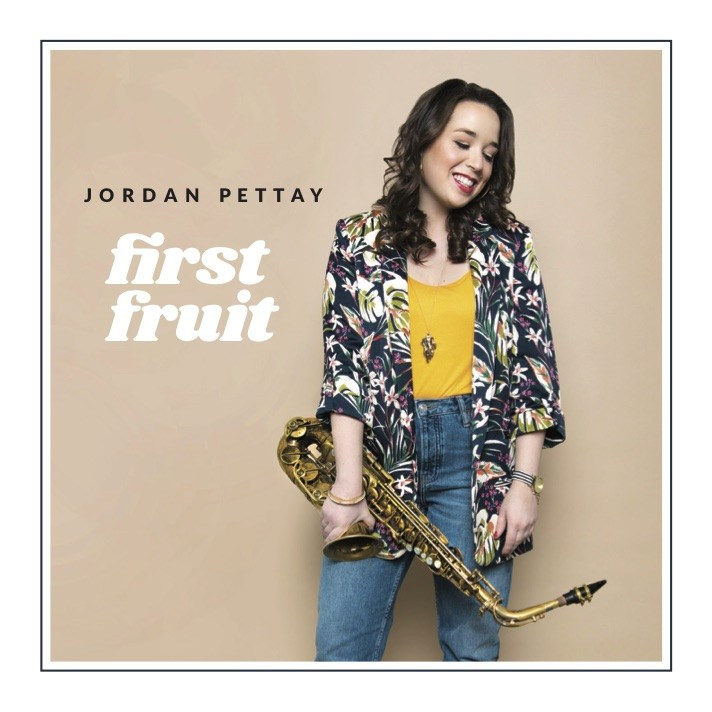 "REVIEW: JazzTimes Reviews Jordan Pettay's ""First Fruit"""