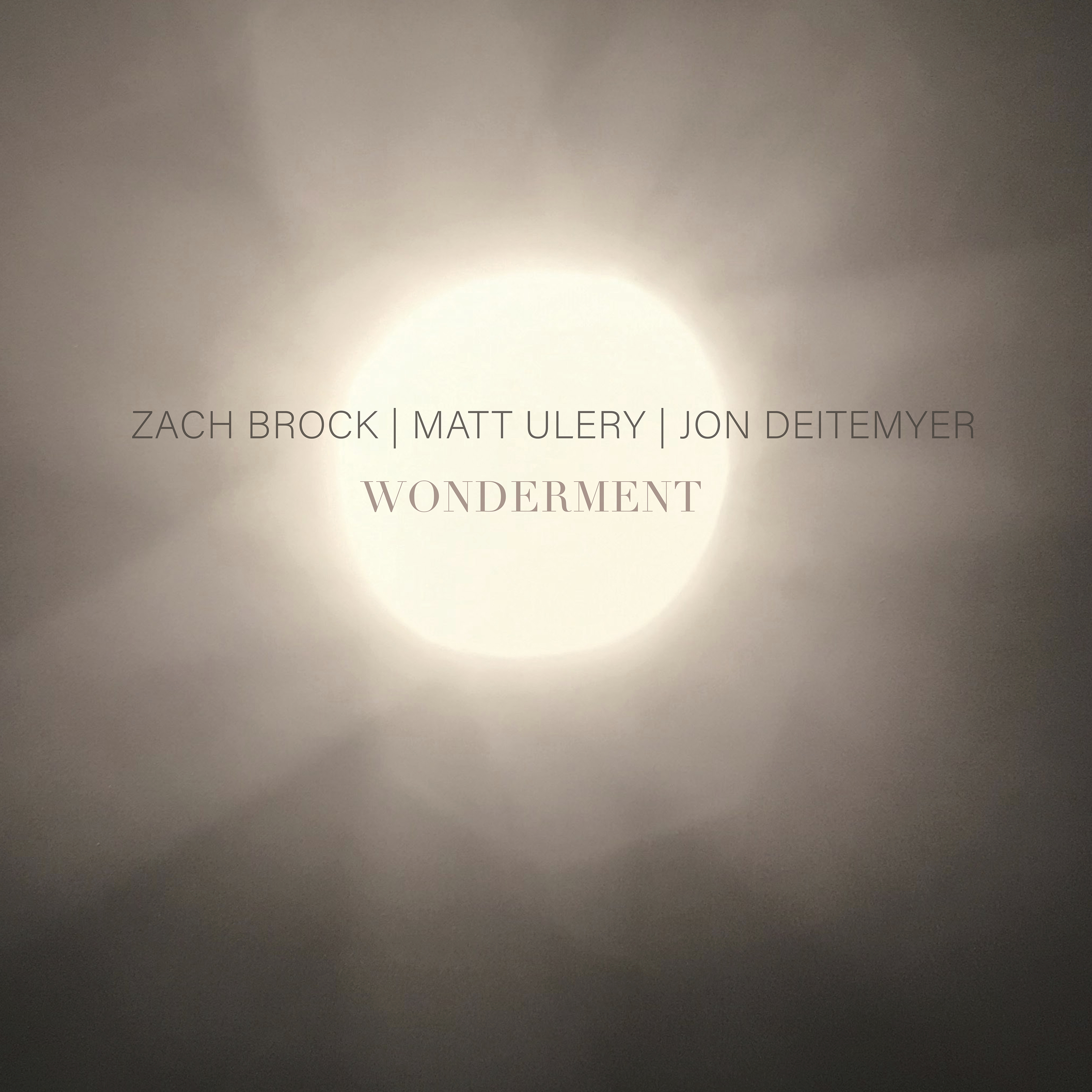 "REVIEW: Chicago Jazz Magazine Reviewes Matt Ulery/Zach Brock/Jon Deitemyer ""Wonderment"""