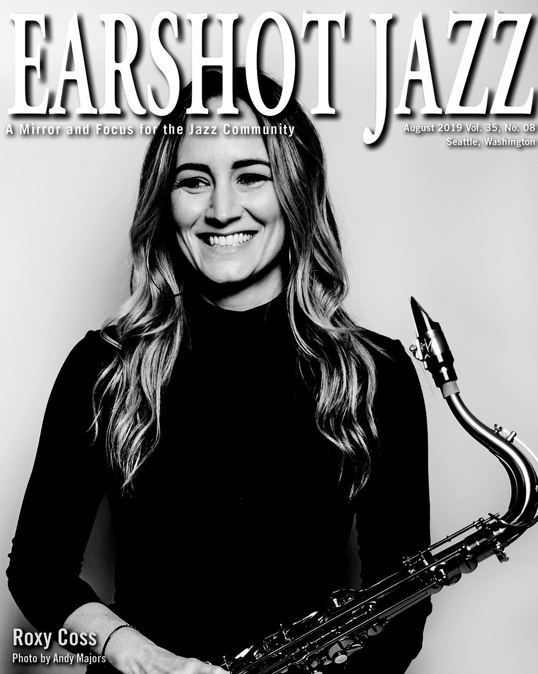 FEATURE: Earshot Jazz Features Roxy Coss!