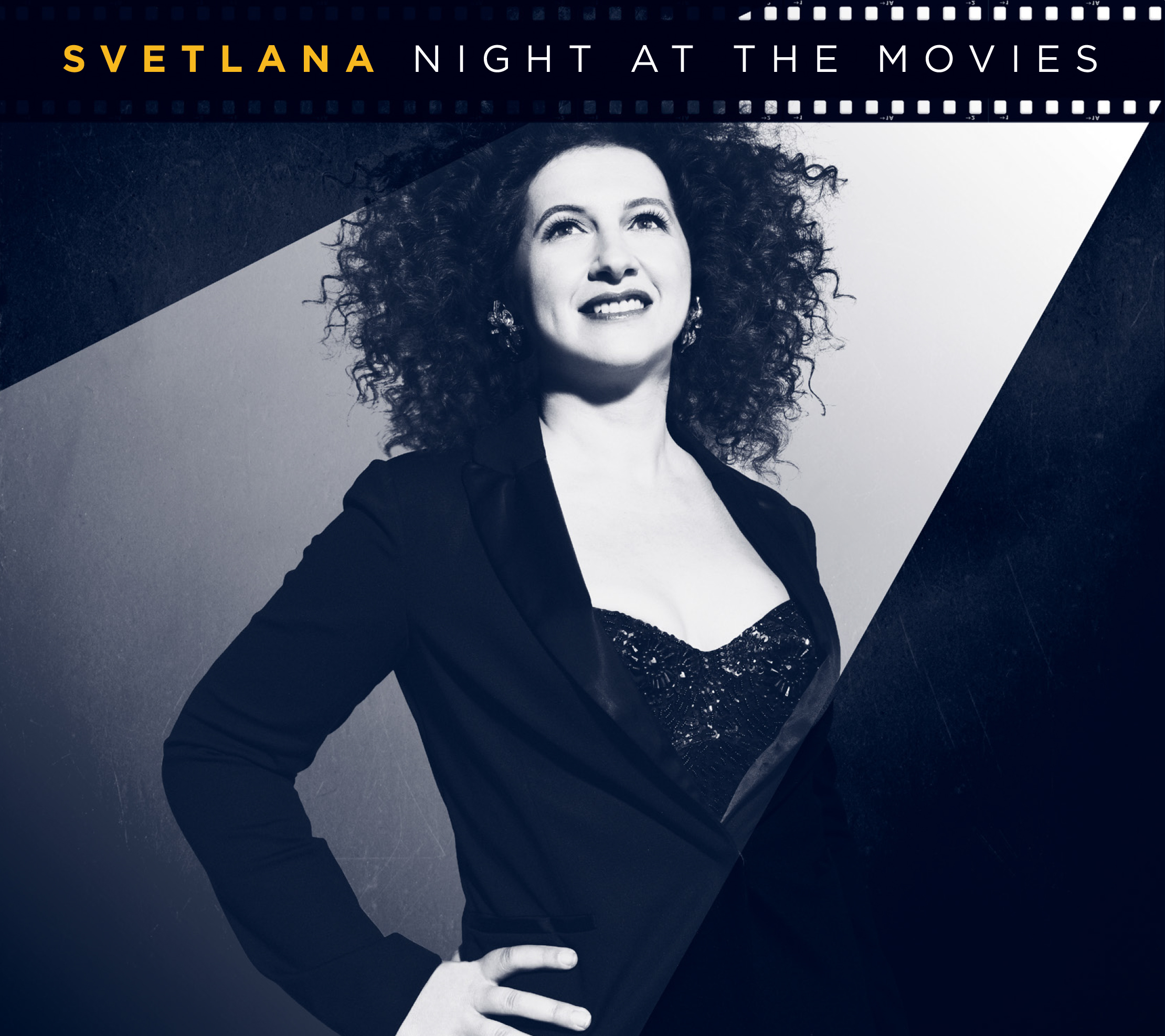 """NEW RELEASE: Svetlana's """"Night at the Movies"""" is a Love-Letter to the Cinema and Dreams out 9/20"""