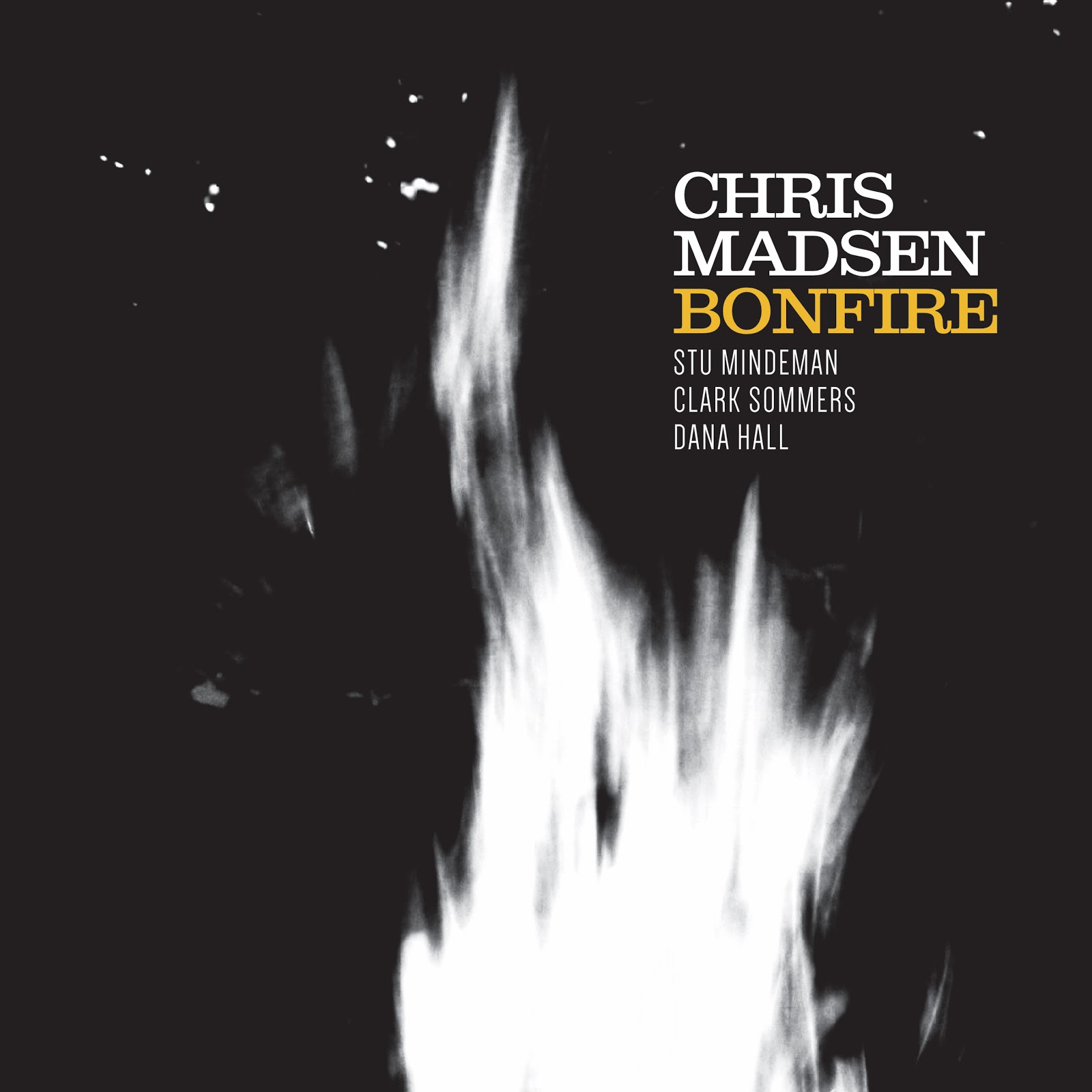 "NEW RELEASE: Chris Madsen's ""BONFIRE"" Drops 11/1 on Outside in Music"