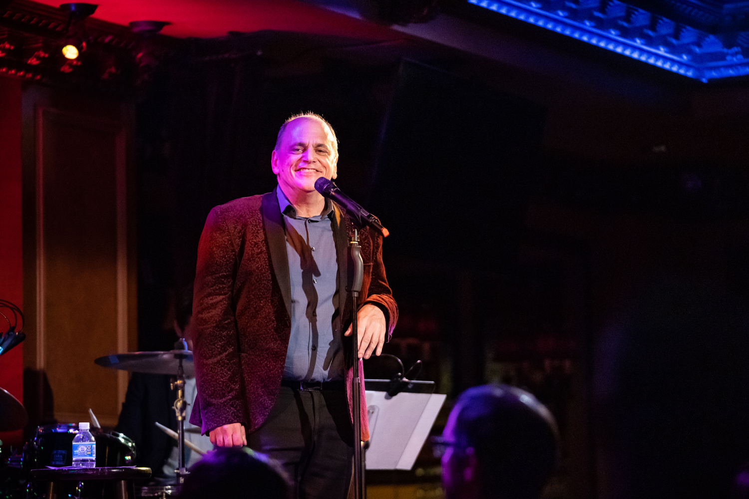 PHOTO FLASH: Broadwayworld Recaps John Minnock's 54 Below Performance