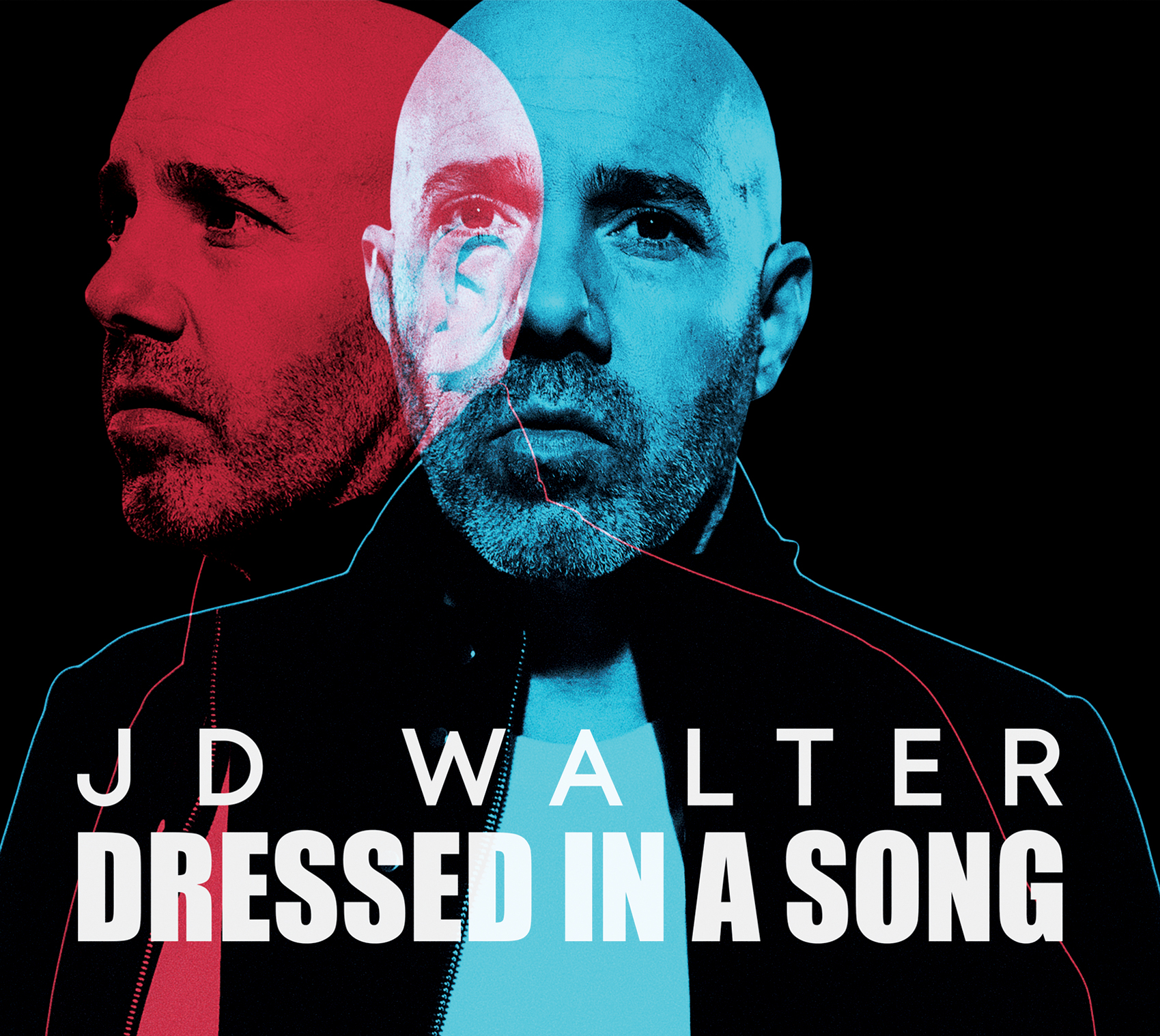 NEW RELEASE: JD Walter to Release New Album 'Dressed in a Song' 2/7/20