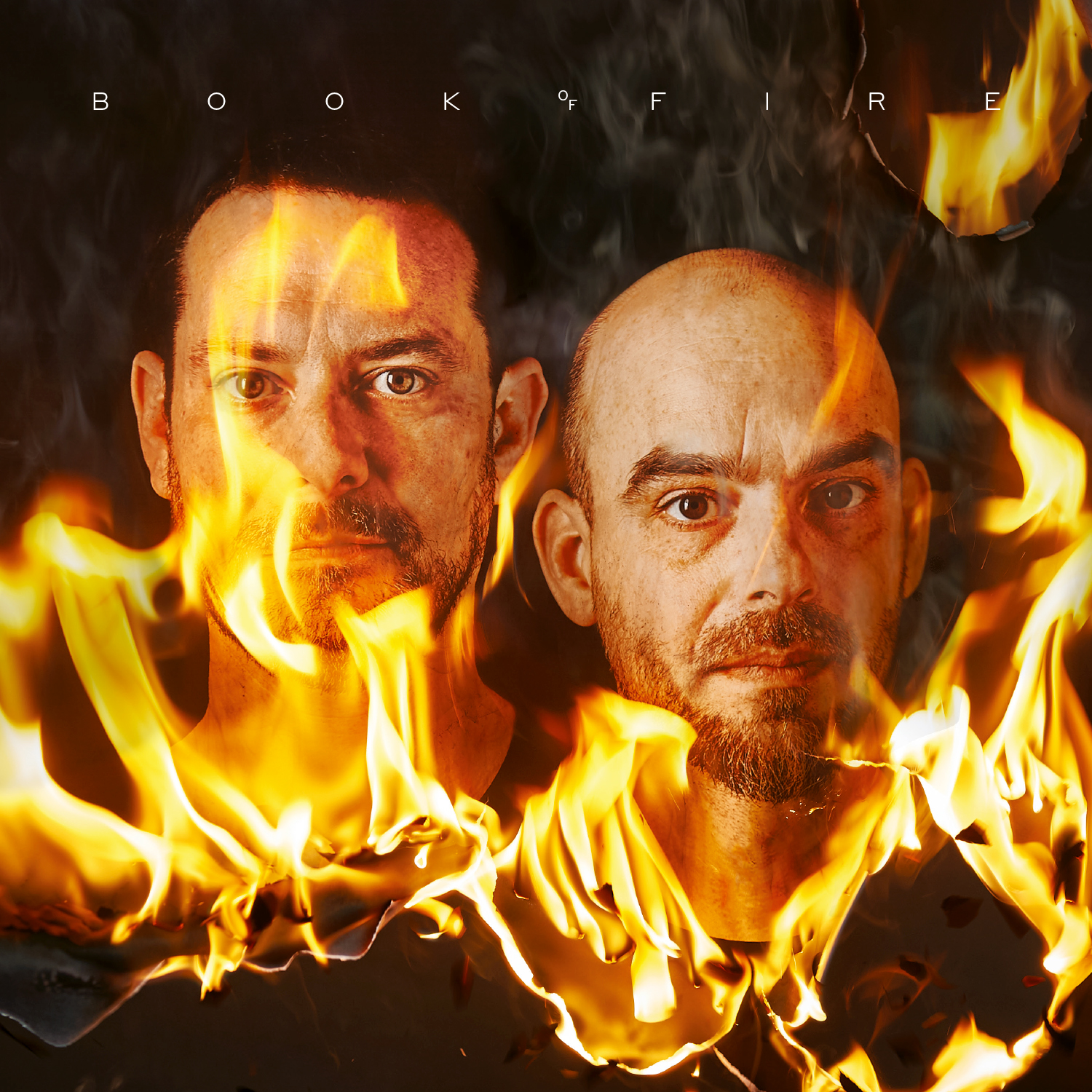 """NEW RELEASE: Eric Hofbauer's """"Book of Fire"""" Due Out January 31st on Creative Nation Music"""
