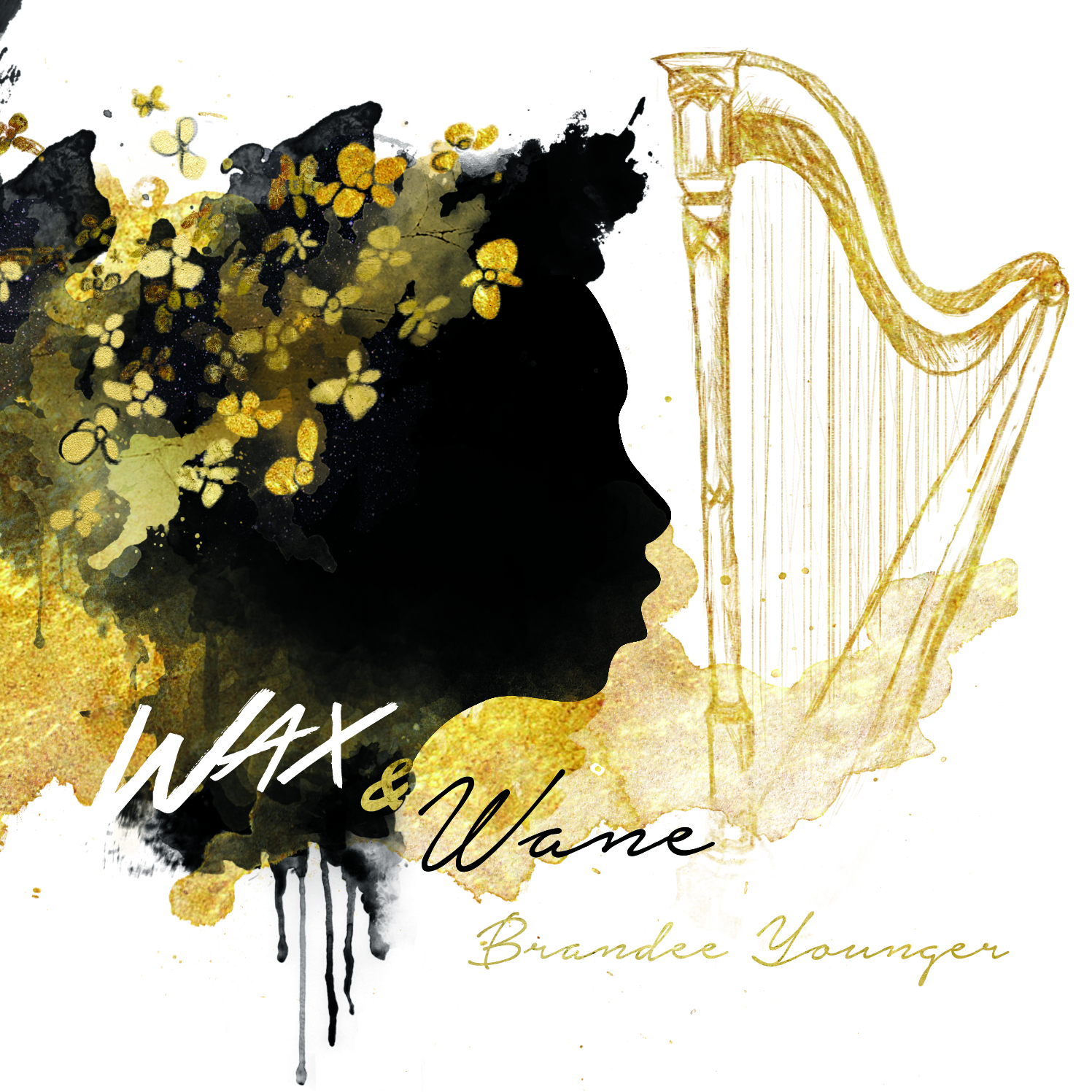 Brandee Younger's Wax & Wane Reviewed in Downbeat