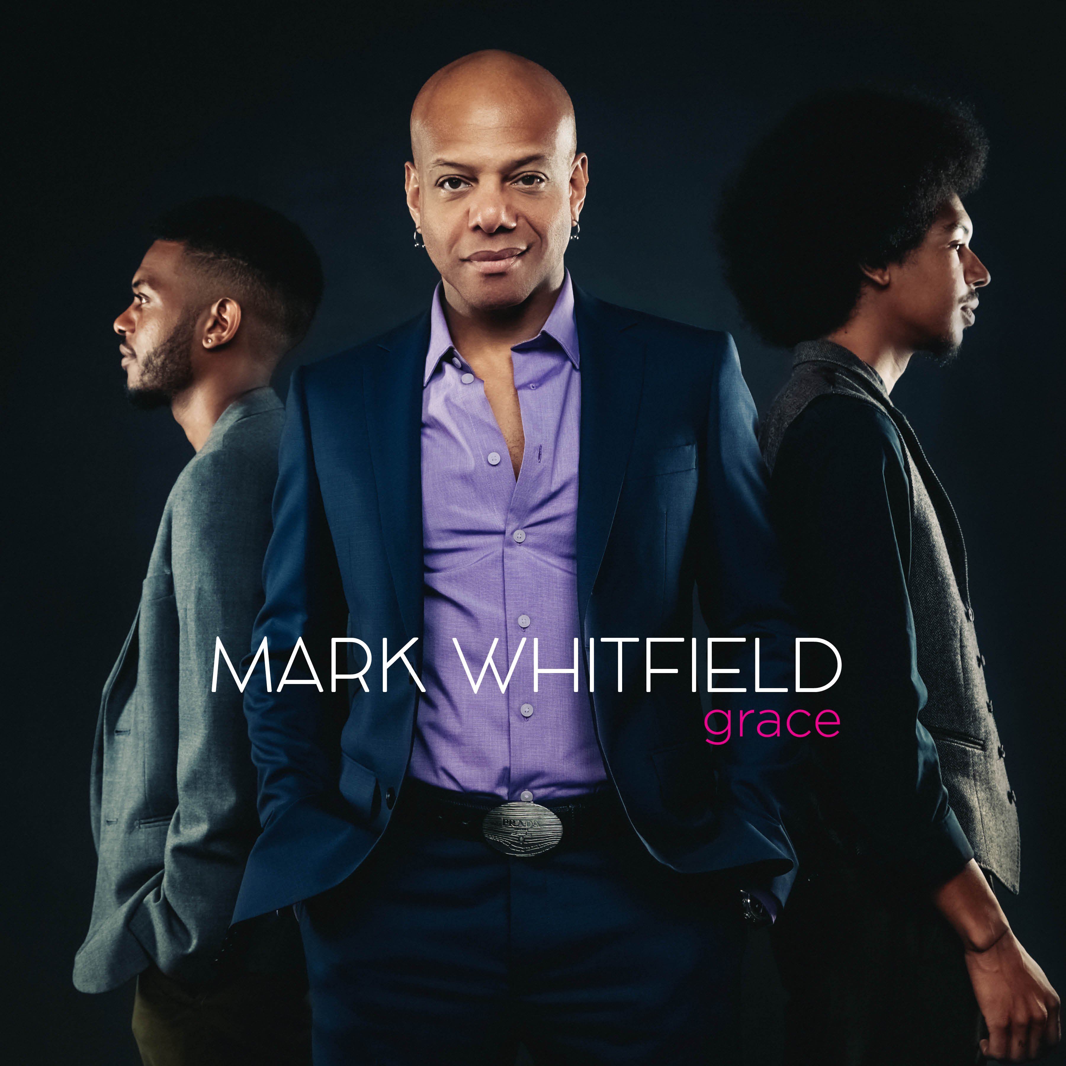 "WBGO Take Five features Mark Whitfield's ""Grace"""