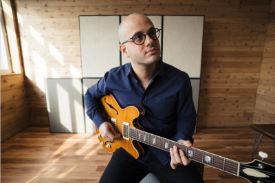 GUITAR MONTH ON TAKE FIVE: Alex Wintz & Trio Grande on WBGO