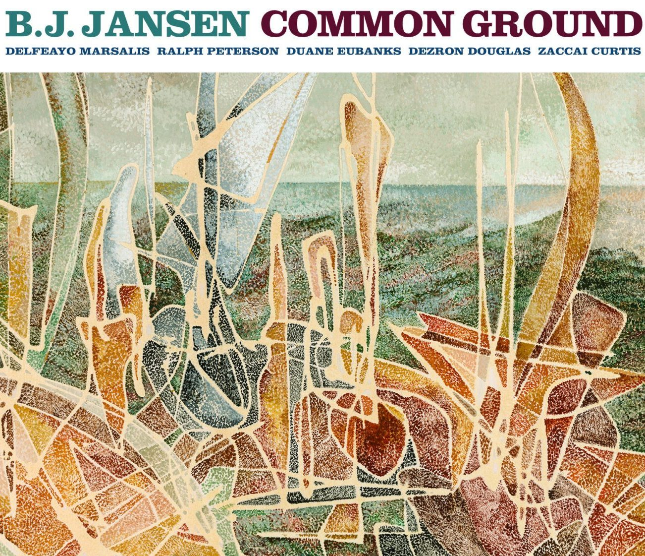 "BJ Jansen's ""Common Ground"" Receives a 4.5 Star review from All About Jazz"