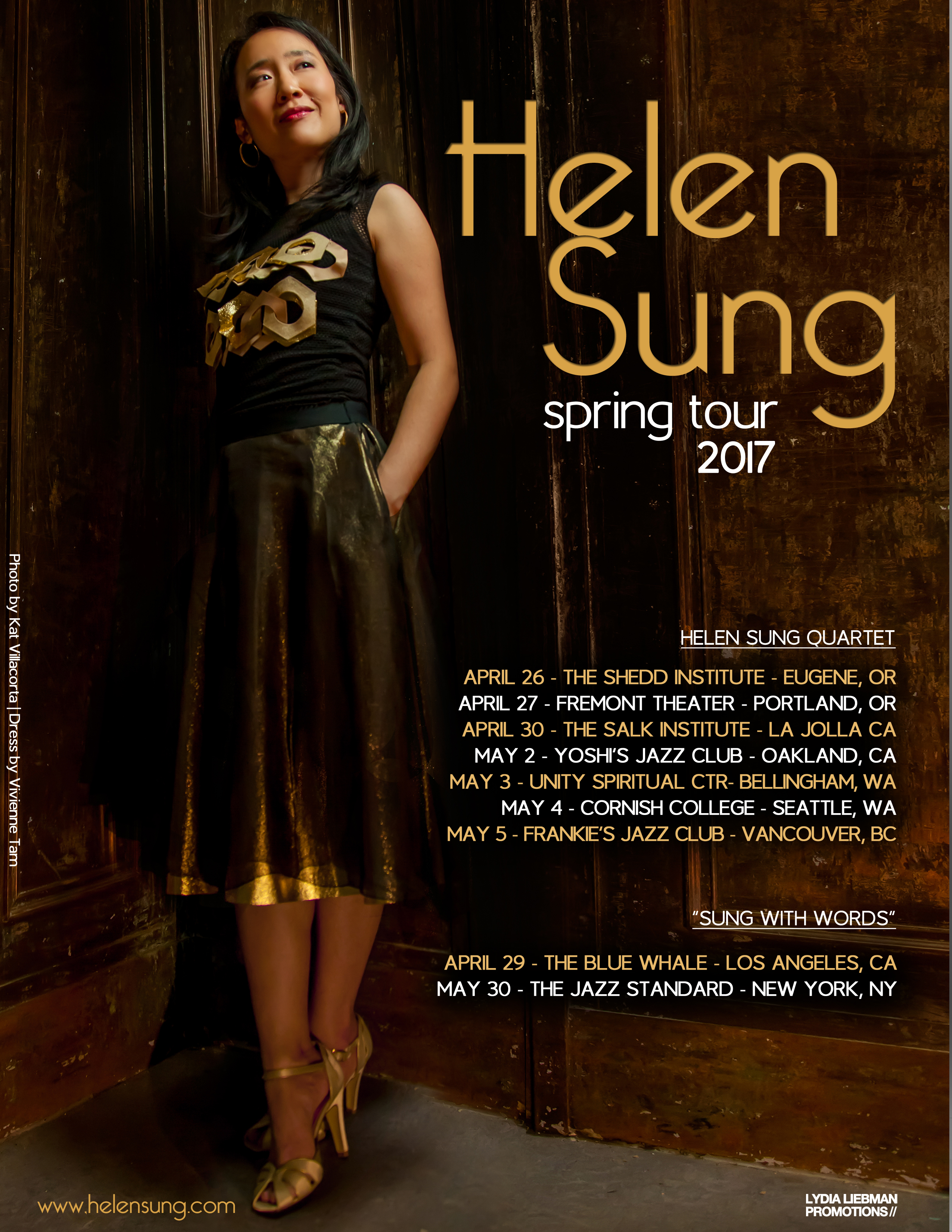 "New York Music Daily Reviews Helen Sung's ""Sung With Words"" Performance at The Jazz Standard"