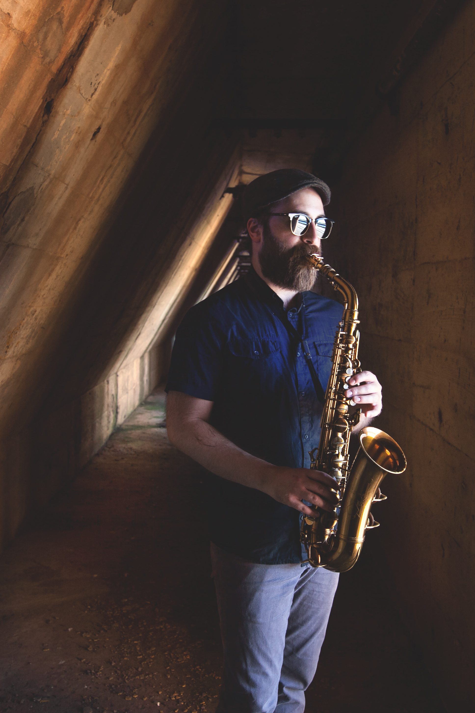 "Downbeat Features both of Nick Mazzarella's Latest Albums ""Signaling"" and ""Triangulum"""