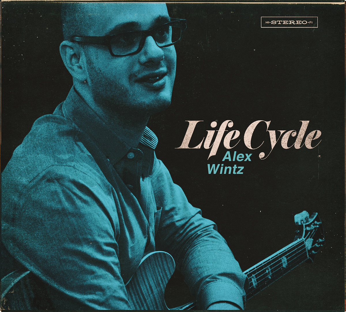 "Jazz Trail Reviews Alex Wintz's Debut Album ""Life Cycle"""