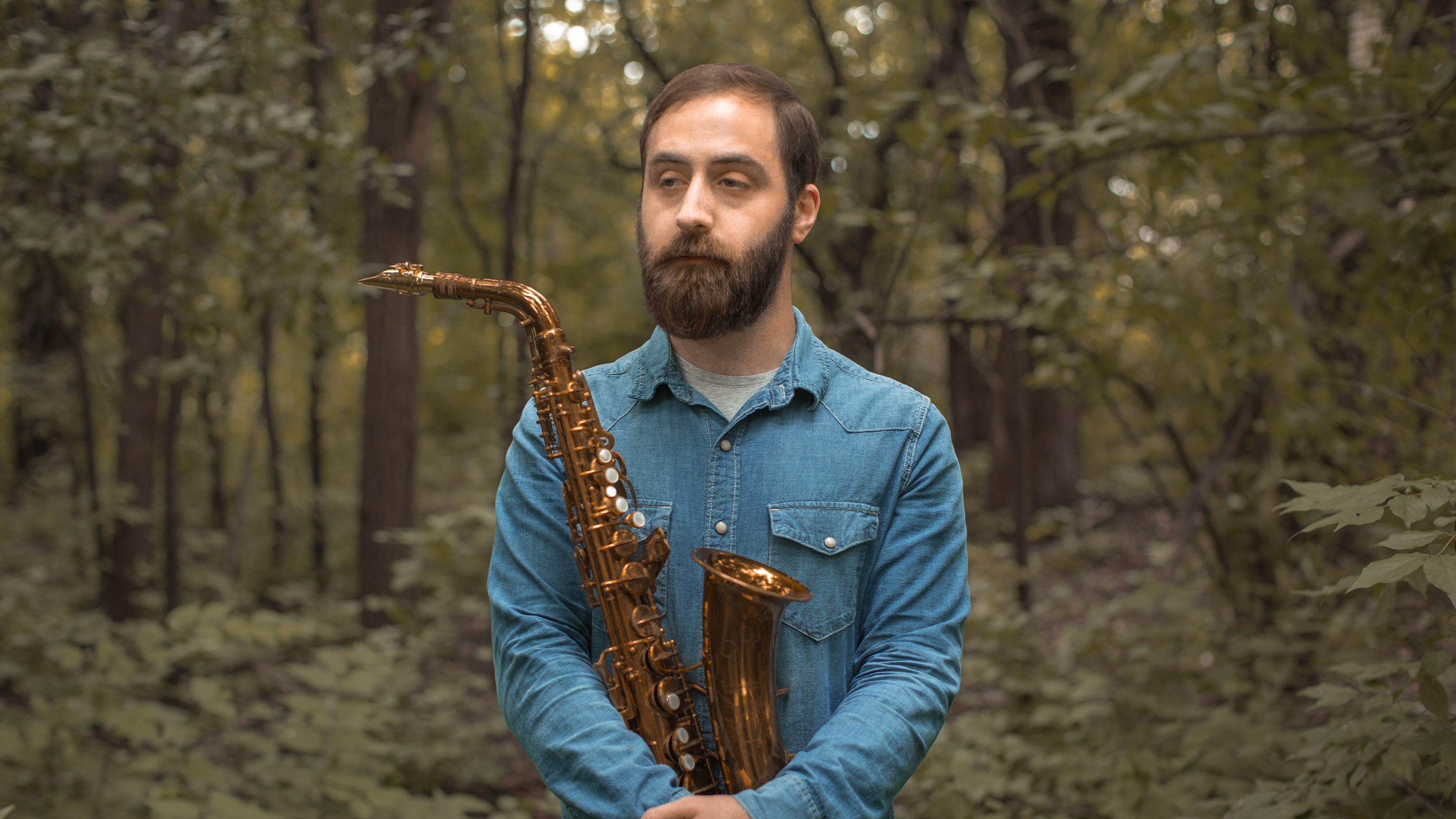 "Saxophonist Nick Mazzarella to release two new albums: ""Signaling"" & ""Triangulum"""