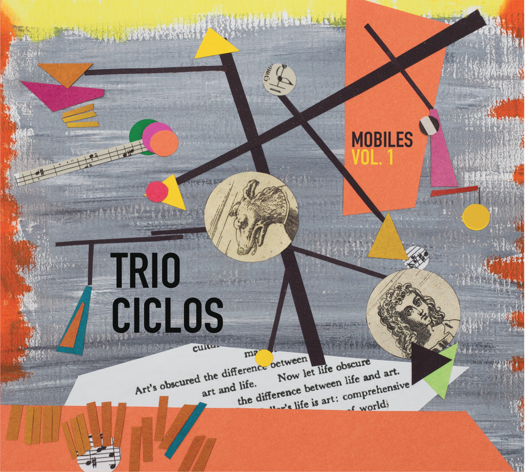 "Jazz Podium Features Trio Ciclos ""Mobiles: Vol. 1"""