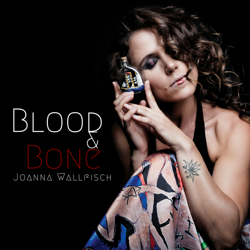 "Joanna Wallfisch's ""Blood & Bone"" Receives a 4 Star Review from All About Jazz"