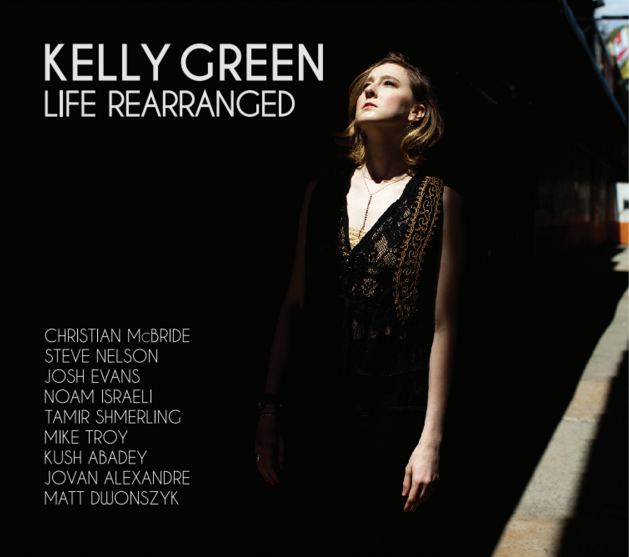 "New York Music Daily Reviews Kelly Green's ""Life Rearranged"""