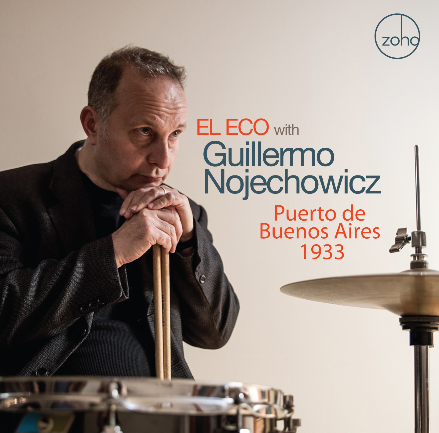 "WRTI Picks Guillermo Nojechowicz & El Eco's ""Puerto de Buenos Aires 1933"" as Jazz Album of the Week"
